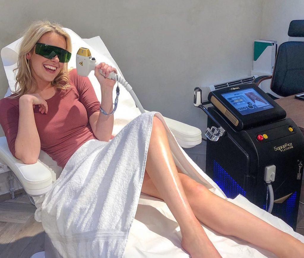 Soprano laser clinics check list